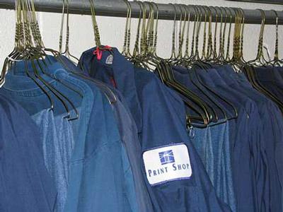 Uniforms For Shredding